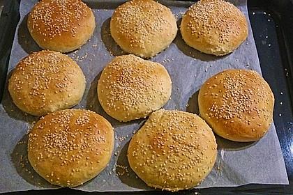 Hamburger Brötchen 33
