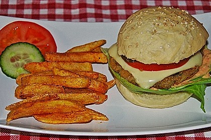 Hamburger Brötchen 13