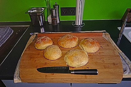 Hamburger Brötchen 32