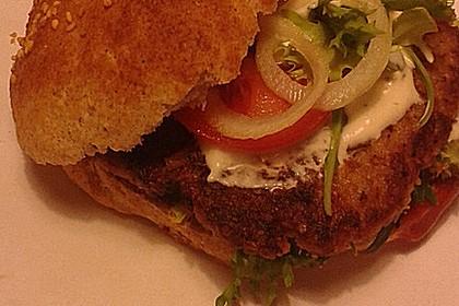 Hamburger Brötchen 122