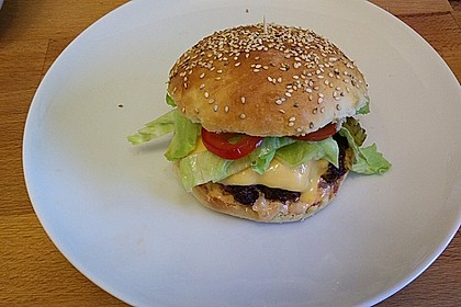 Hamburger Brötchen 3