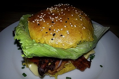 Hamburger Brötchen 86