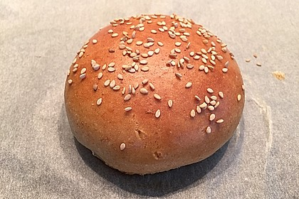 Hamburger Brötchen 42