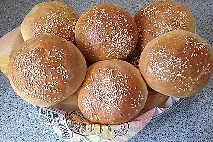 Hamburger Brötchen 5