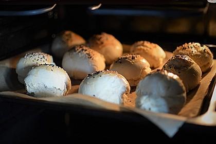 Hamburger Brötchen 8
