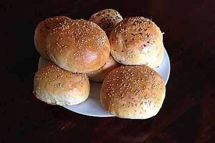 Hamburger Brötchen 17