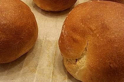 Hamburger Brötchen 101