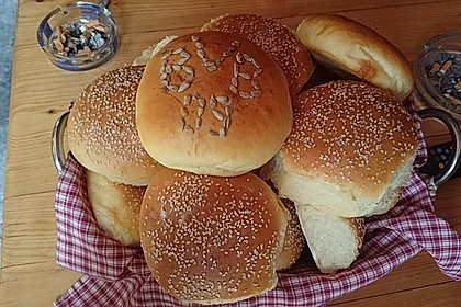 Hamburger Brötchen 57
