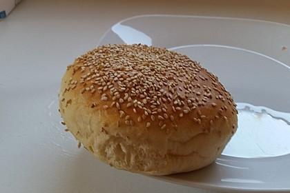 Hamburger Brötchen 160