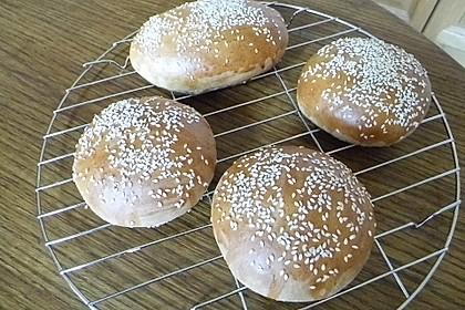 Hamburger Brötchen 38