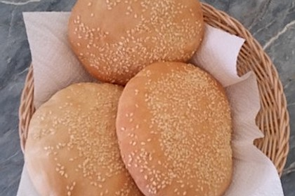 Hamburger Brötchen 95