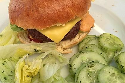 Hamburger Brötchen 140