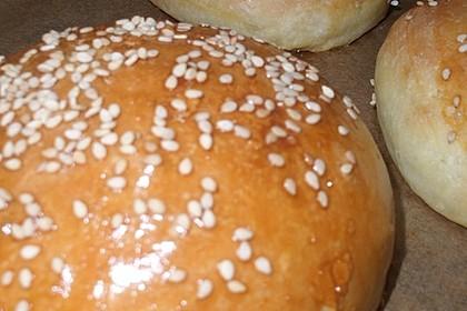 Hamburger Brötchen 72