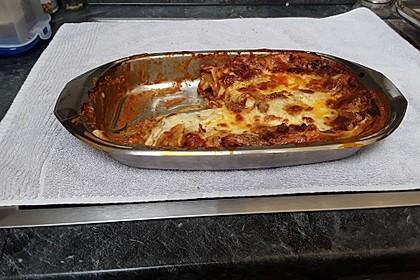 Einfache, schnelle Lasagne 10
