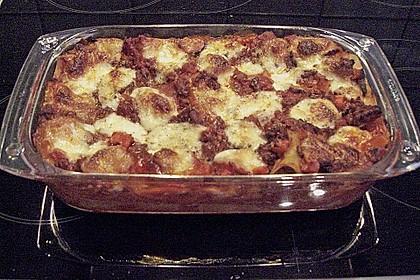 Einfache, schnelle Lasagne 17