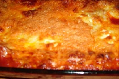 Einfache, schnelle Lasagne 14