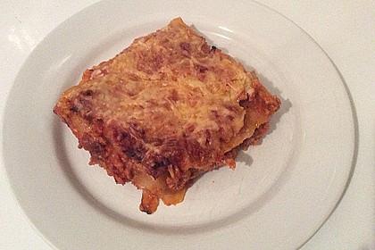 Einfache, schnelle Lasagne 18