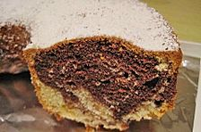 Super saftiger Marmorkuchen