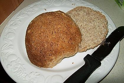 Couscous Brot