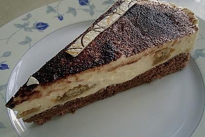 Manus leichte Tiramisu -Torte 25