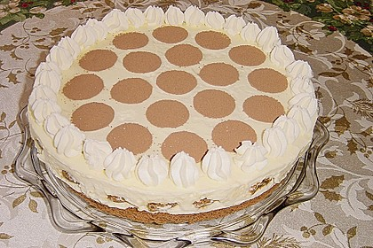 Manus leichte Tiramisu -Torte 16
