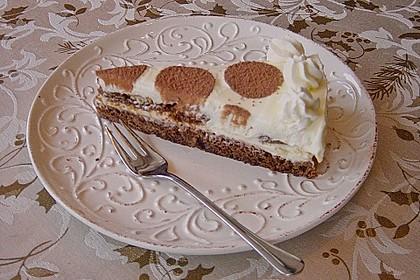Manus leichte Tiramisu -Torte 39