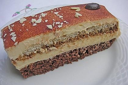 Manus leichte Tiramisu -Torte 11