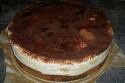 Manus leichte Tiramisu -Torte 41