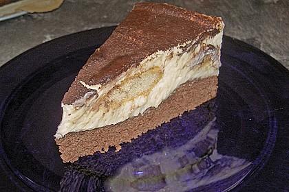 Manus leichte Tiramisu -Torte 21