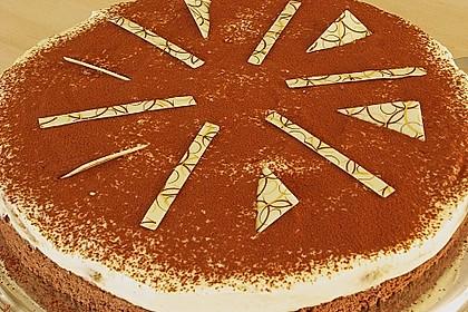 Manus leichte Tiramisu -Torte 24