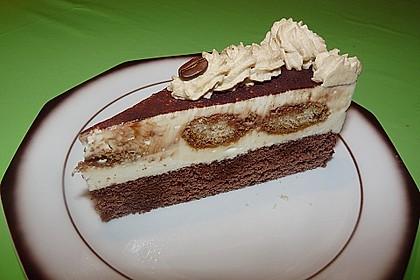 Manus leichte Tiramisu -Torte 3
