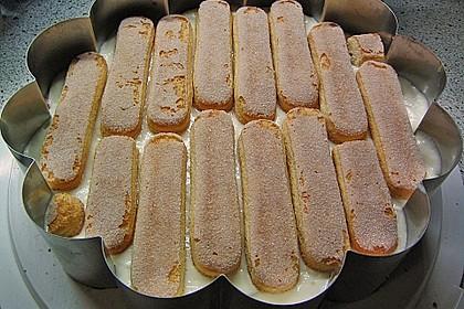 Manus leichte Tiramisu -Torte 38