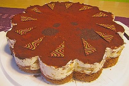 Manus leichte Tiramisu -Torte 26