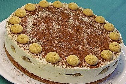Manus leichte Tiramisu -Torte 4