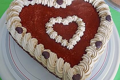 Manus leichte Tiramisu -Torte 6