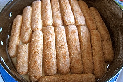 Manus leichte Tiramisu -Torte 43