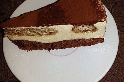 Manus leichte Tiramisu -Torte 23
