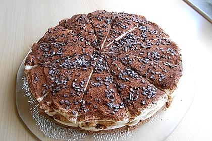 Manus leichte Tiramisu -Torte 13