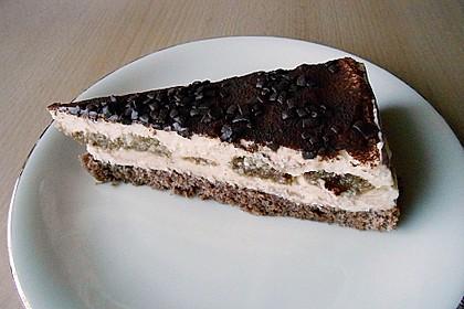 Manus leichte Tiramisu -Torte 29