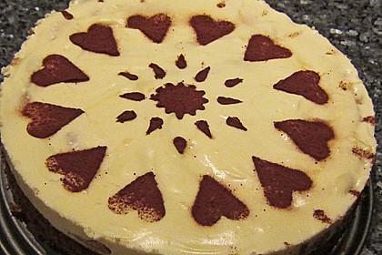 Manus leichte Tiramisu -Torte 14