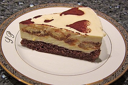 Manus leichte Tiramisu -Torte 2