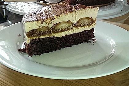 Manus leichte Tiramisu -Torte 34