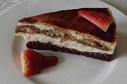 Manus leichte Tiramisu -Torte 17