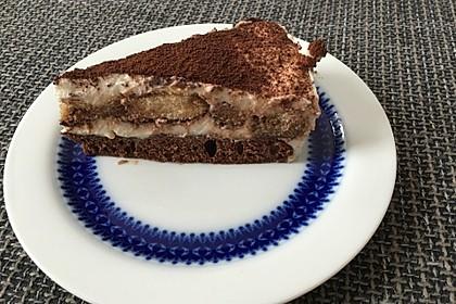 Manus leichte Tiramisu -Torte 32