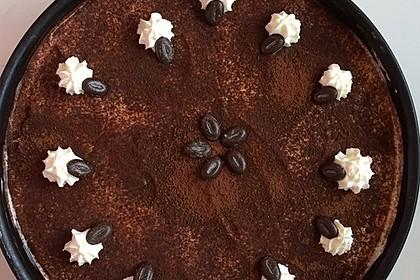 Manus leichte Tiramisu -Torte 18