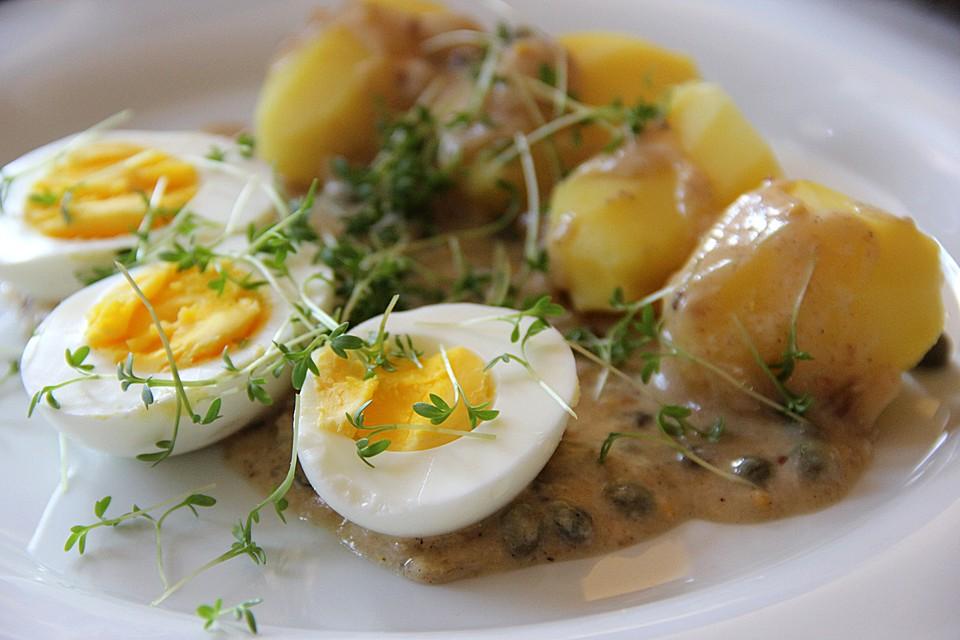 Gekochte eier in senfsauce Rezepte | Chefkoch.de
