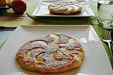 Dicke Obst - Pfannkuchen