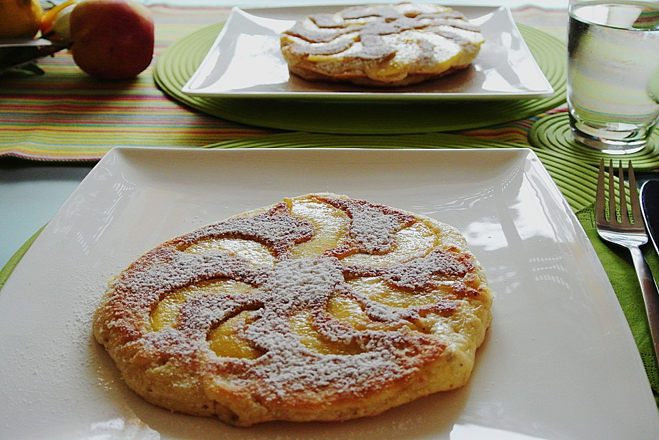 dicke obst pfannkuchen rezept mit bild von feline86