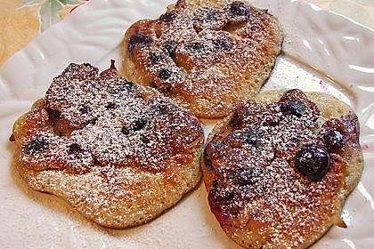 Dicke Obst - Pfannkuchen 17