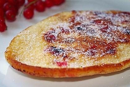 Dicke Obst - Pfannkuchen 3
